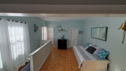 West Harwich Cape Cod vacation rental - Daybed room - just outside the master bedroom