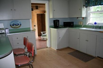 Quivet Neck, East Dennis Cape Cod vacation rental - Retro-style kitchen