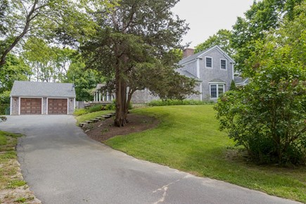 Brewster Cape Cod vacation rental - Spacious home set on a large lot with plenty of yard space