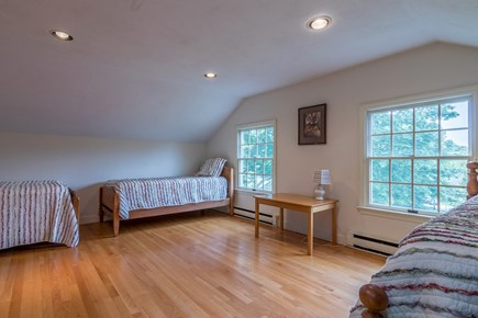 Brewster Cape Cod vacation rental - The loft will have two twin beds