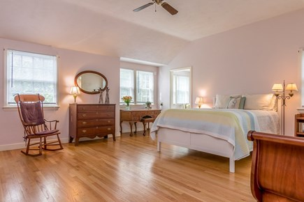 Brewster Cape Cod vacation rental - The spacious master bedroom will have a King bed