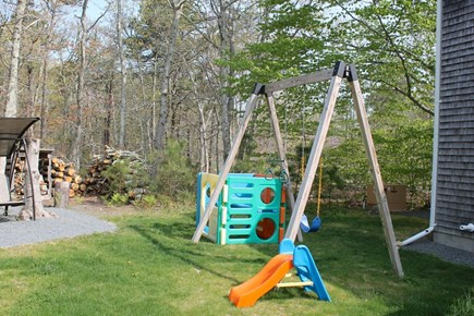 Brewster Cape Cod vacation rental - A virtual playground for the kids!