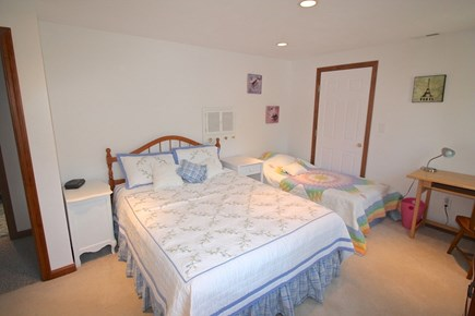 Brewster Cape Cod vacation rental - Queen plus a twin here