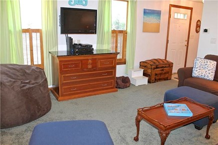 Brewster Cape Cod vacation rental - Living room/TV lounge