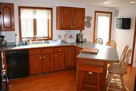 Brewster Cape Cod vacation rental - Fully equipped kitchen