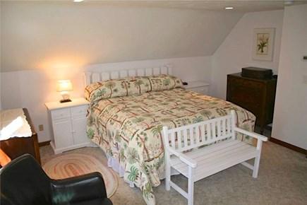 Brewster Cape Cod vacation rental - Second level king master, full bath en suite