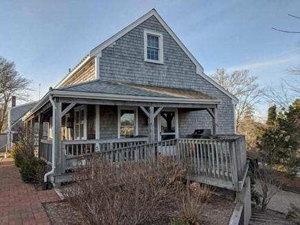Chatham Cape Cod vacation rental - View of exterior with 2 parking spots