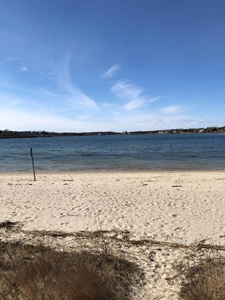 Chatham Cape Cod vacation rental - A Beautiful winters Day This is a very popular beach for all!