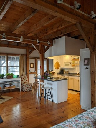 Chatham Cape Cod vacation rental - Open concept Post and Beam, walk to grocery store and bakery