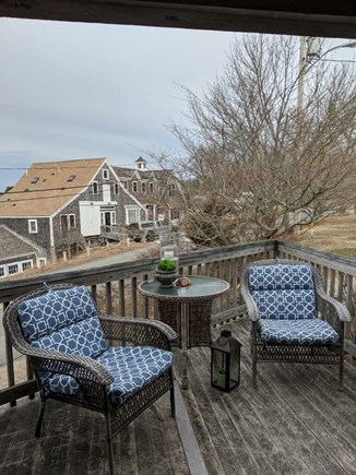 Chatham Cape Cod vacation rental - Exterior porch with gas grill Walk to town/beach/ballfield