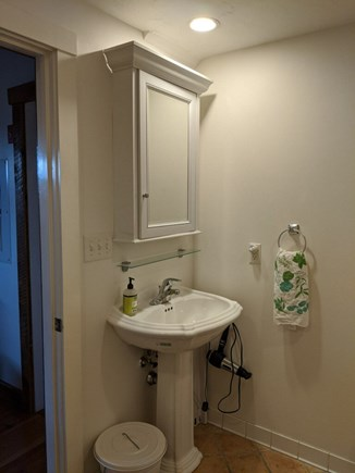 Chatham Cape Cod vacation rental - 3/4 Bath with laundry