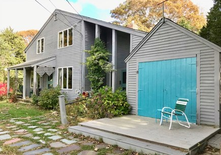 Orleans Cape Cod vacation rental - Side Exterior