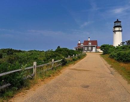 Truro Cape Cod vacation rental - Cape Cod Lighthouse--a five-minute drive--fantastic, scenic golf!