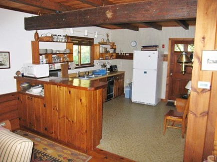 Truro Cape Cod vacation rental - The galley--everything you need