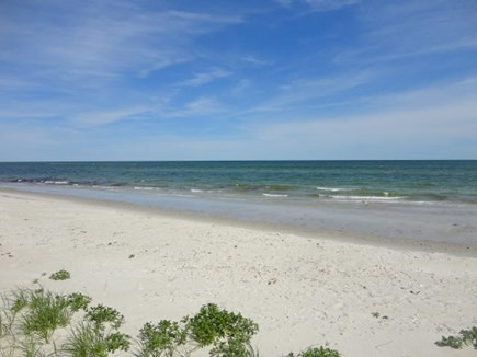 West Yarmouth Cape Cod vacation rental - White Gate Beach just steps away