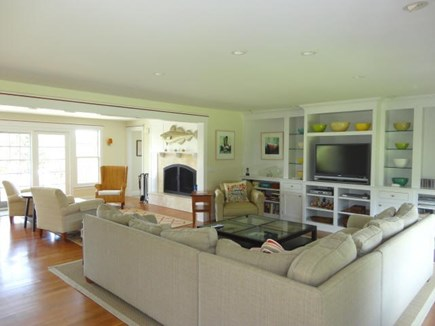 West Yarmouth Cape Cod vacation rental - Oversized Living room