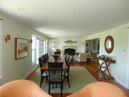West Yarmouth Cape Cod vacation rental - Dining area