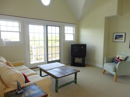 West Yarmouth Cape Cod vacation rental - 2nd floor den with pull-out sofa