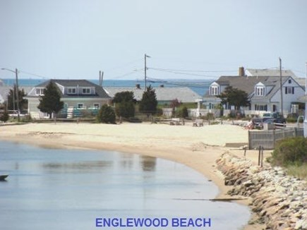 West Yarmouth Cape Cod vacation rental - Englewood Beach is just 3/10 mile away!