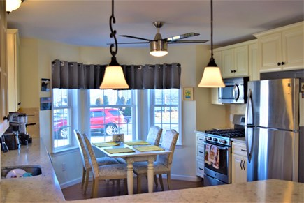 West Yarmouth Cape Cod vacation rental - Well equipped kitchen