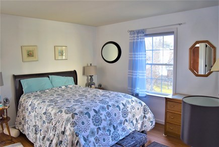 West Yarmouth Cape Cod vacation rental - 1st floor master bedroom