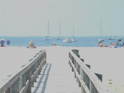 West Yarmouth Cape Cod vacation rental - Walk to Colonial Acres Beach just 4/10 mile away
