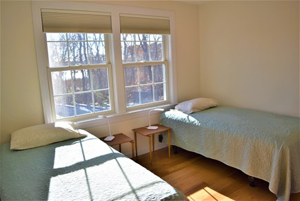 West Yarmouth Cape Cod vacation rental - 2nd floor twin bedroom