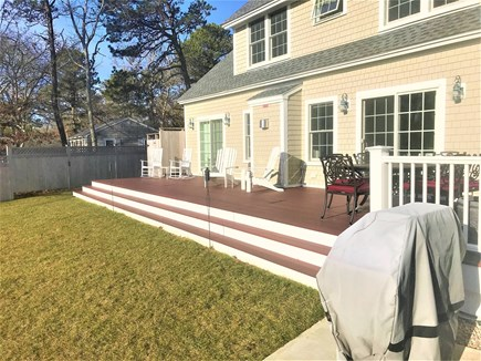 West Yarmouth Cape Cod vacation rental - Great Outdoor living space