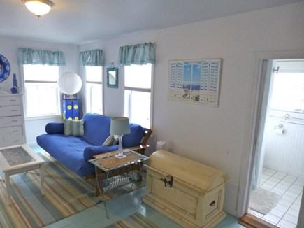 Wellfleet Oceanfront Home Cape Cod vacation rental - Living Room