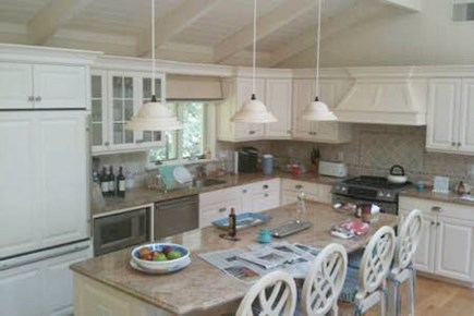 New Seabury New Seabury vacation rental - Kitchen open to living room and dining area