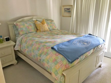 New Seabury New Seabury vacation rental - Guest bedroom - Pool level Queen