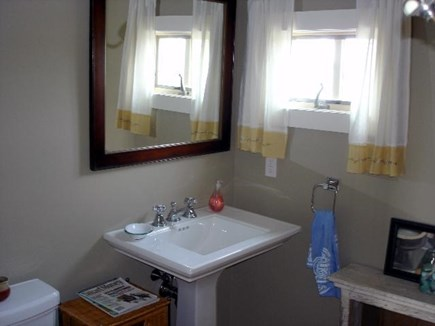 North Truro Cape Cod vacation rental - Downstairs en-suite bathroom