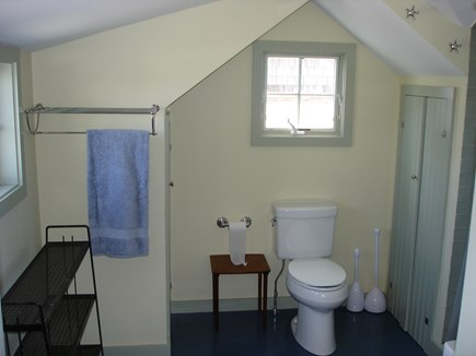 North Truro Cape Cod vacation rental - Full bath and shower on the second floor.