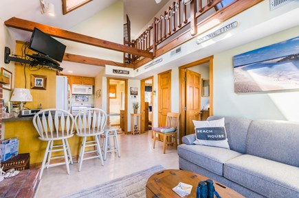 East Sandwich Cape Cod vacation rental - View of interior space