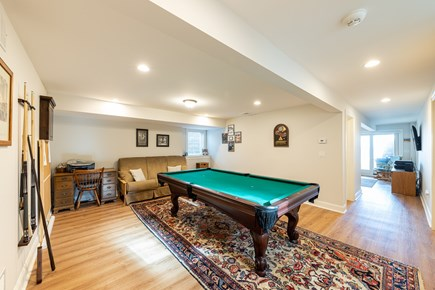 Mashpee, Popponesset Cape Cod vacation rental - Recreation area with pool table