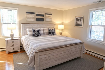 Chatham Cape Cod vacation rental - King master suite
