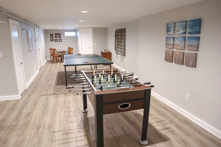 Chatham Cape Cod vacation rental - Wonderful place for the kids on the lower level.