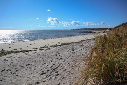 Chatham Cape Cod vacation rental - Walk 4-5 minutes and your feet are in the sand.