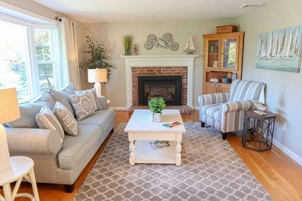 Chatham Cape Cod vacation rental - Second lounge area, main level.