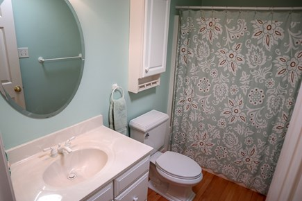Chatham Cape Cod vacation rental - Full bath shared by queen bedroom and bunk room