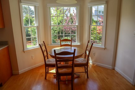 Chatham Cape Cod vacation rental - Table for four in the kitchen