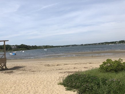 Chatham Cape Cod vacation rental - Oyster Pond Beach is less than a mile away.
