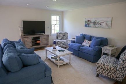 Chatham Cape Cod vacation rental - Comfy living room with plenty of seating