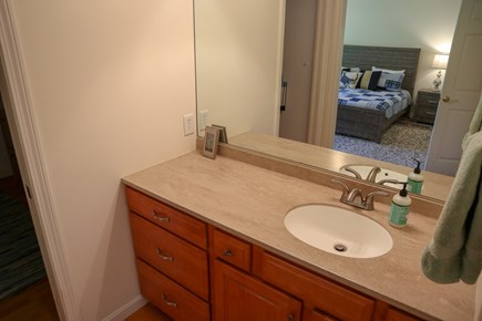 Chatham Cape Cod vacation rental - Spacious vanityQueen size bedQueen size bed