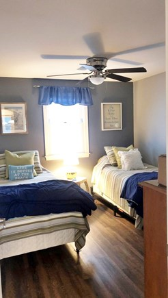 Sagamore Beach Sagamore Beach vacation rental - Twin beds, new fresh linens included, ceiling fan.