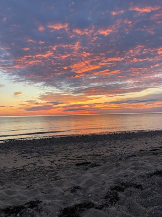 Sagamore Beach Cape Cod vacation rental - Early risers can enjoy picturesque, gorgeous sunrises.