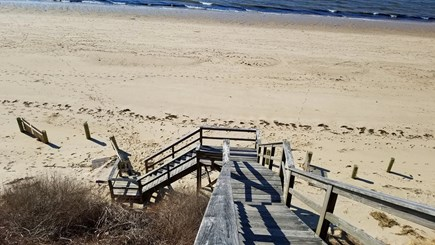 Truro Cape Cod vacation rental - Steps to Tru Haven association beach on Cape Cod Bay