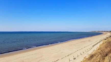 Truro Cape Cod vacation rental - Walk or bike to the association beach only 0.6 mi away