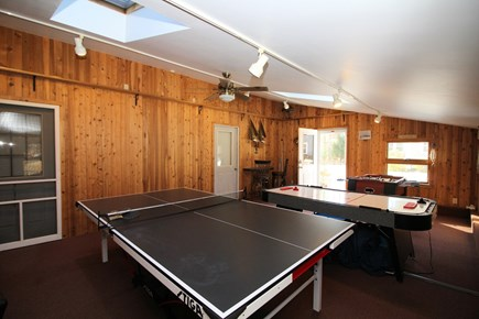 Eastham Cape Cod vacation rental - Awesome game room on the property