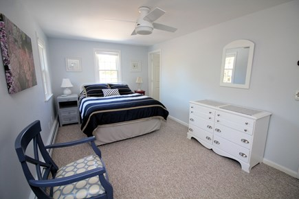 Eastham Cape Cod vacation rental - Second floor bedroom with queen bed
